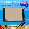 iPad Mini / Mini 2 Touch Screen with Home Button IC Module Assembly [Black] [High Quality]