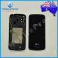 LG Nexus 4 E960 Back Cover with Antenna [Black]