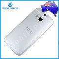 HTC One M8 Back Cover [Silver]