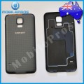 Samsung Galaxy S5 G900 Battery Cover [Black]