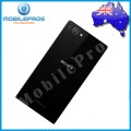 Sony Xperia Z1 Compact Back Cover [Black]
