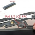 iPad 3 LCD FPC Connector on Logic Board [Need Soldering] Fit iPad 4