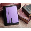 Sound Enhancement Case for iPad Air [Purple]