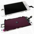 iPhone 5S / SE LCD and Touch Screen Assembly [White] [Aftermarket 1:1 with original IC]