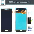 Samsung Galaxy A3 SM-A310 LCD and Touch Screen Assembly [Black]