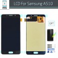 Samsung Galaxy A5 SM-A510 LCD and Touch Screen Assembly [Black]
