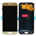 Samsung Galaxy A5 SM-A520F LCD and Touch Screen Assembly [Gold]