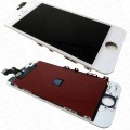 iPhone 5 LCD Touch Screen Assembly [White] [Aftermarket with original touch and IC]