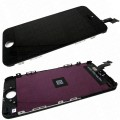 iPhone 5C LCD Touch Screen Assembly [Black] [Aftermarket with original touch and IC]